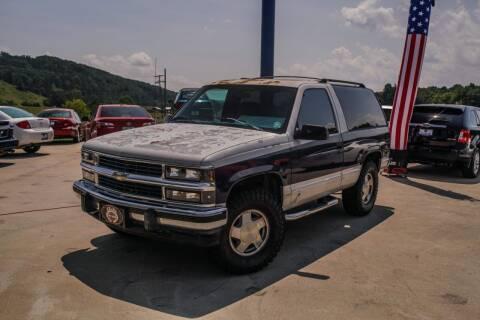 1994 Chevrolet Blazer for sale at CarUnder10k in Dayton TN