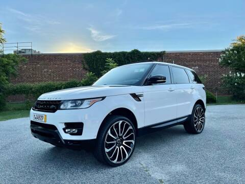 2014 Land Rover Range Rover Sport for sale at RoadLink Auto Sales in Greensboro NC