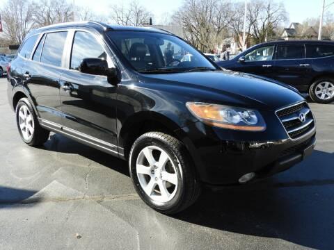 2008 Hyundai Santa Fe for sale at Grant Park Auto Sales in Rockford IL