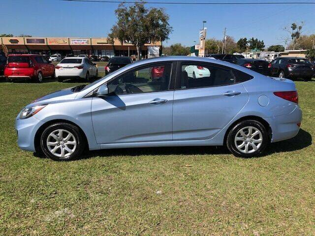 2013 Hyundai Accent for sale at Unique Motor Sport Sales in Kissimmee FL