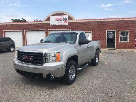 2008 GMC Sierra 1500 for sale at Family Auto Finance OKC LLC in Oklahoma City OK