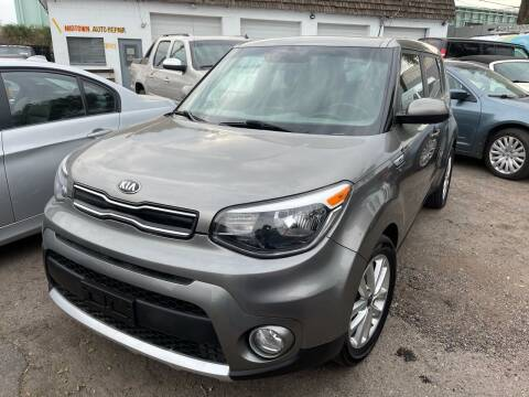 2017 Kia Soul for sale at Accurate Import in Englewood CO