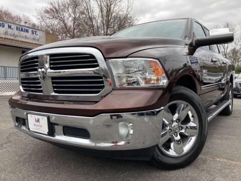 2014 RAM Ram Pickup 1500 for sale at Mega Motors in West Bridgewater MA