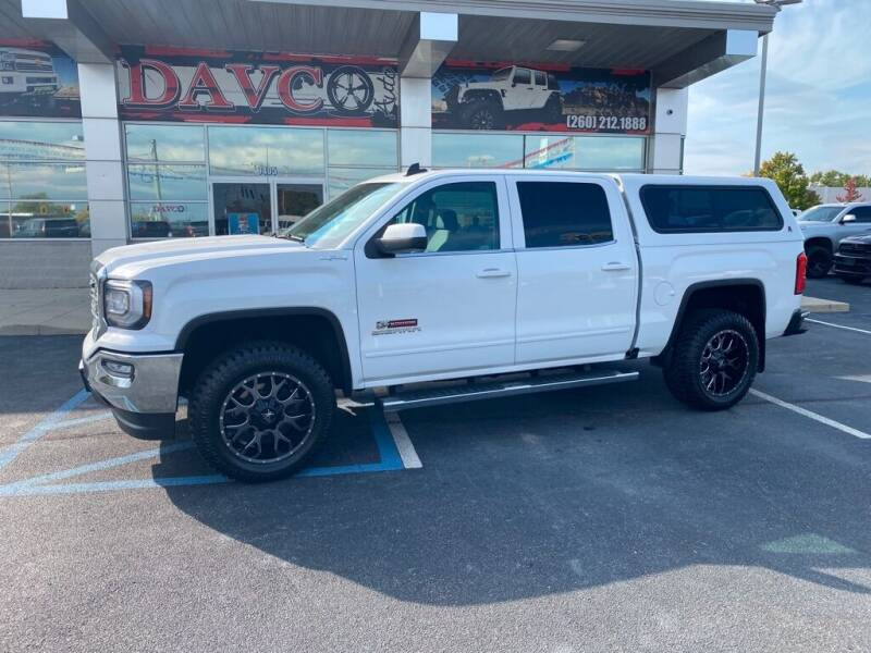 2018 GMC Sierra 1500 for sale at Davco Auto in Fort Wayne IN