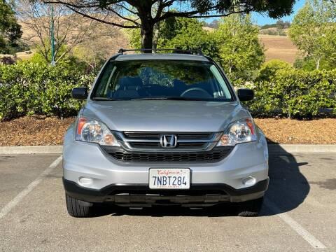 2010 Honda CR-V for sale at CARFORNIA SOLUTIONS in Hayward CA