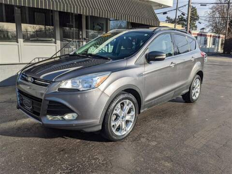 2013 Ford Escape for sale at GAHANNA AUTO SALES in Gahanna OH