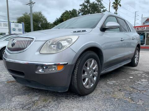 2011 Buick Enclave for sale at Always Approved Autos in Tampa FL