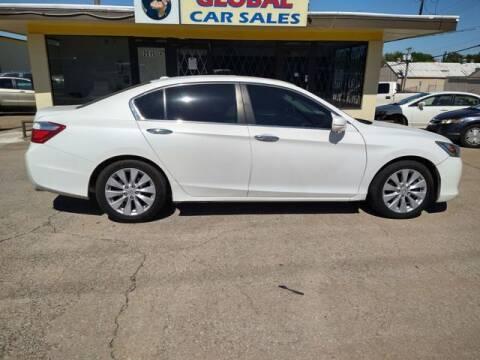 2013 Honda Accord for sale at Suzuki of Tulsa - Global car Sales in Tulsa OK