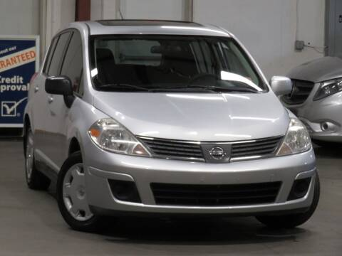 2008 Nissan Versa for sale at CarPlex in Manassas VA