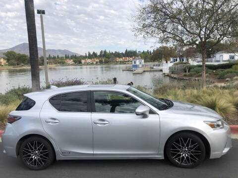 2014 Lexus CT 200h for sale at CARS FOR YOU in Lemon Grove CA