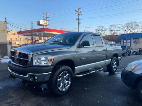 2007 Dodge Ram Pickup 1500 for sale at 21st Ave Auto Sale in Paterson NJ