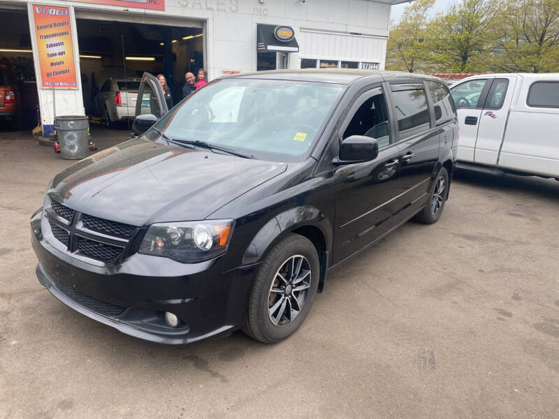 2015 Dodge Grand Caravan for sale at Vuolo Auto Sales in North Haven CT