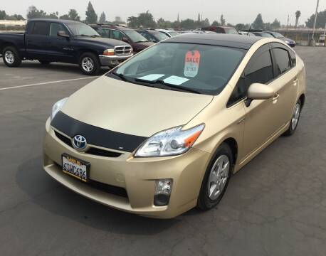 2011 Toyota Prius for sale at My Three Sons Auto Sales in Sacramento CA