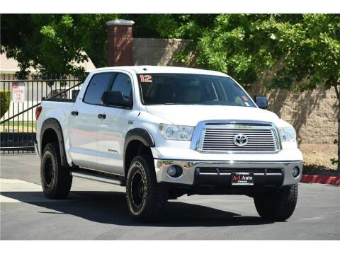 2012 Toyota Tundra for sale at A-1 Auto Wholesale in Sacramento CA