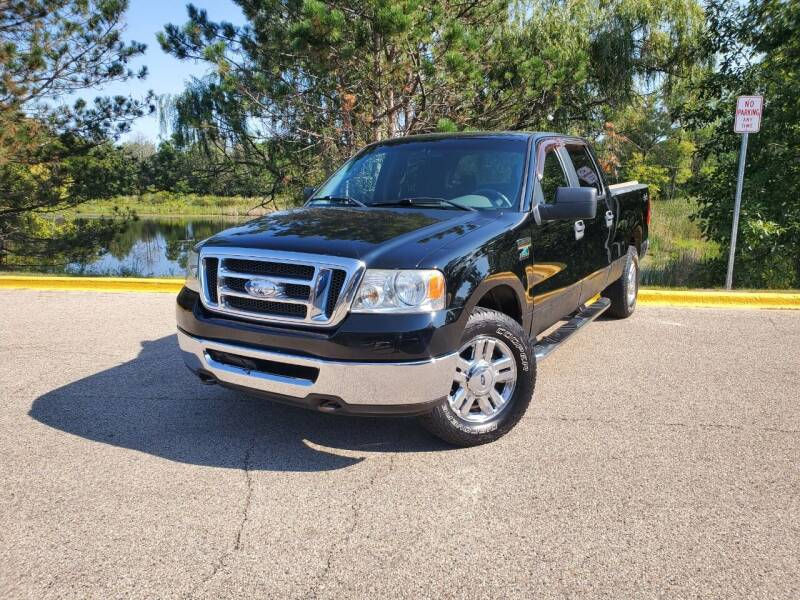 2008 Ford F-150 for sale at Excalibur Auto Sales in Palatine IL