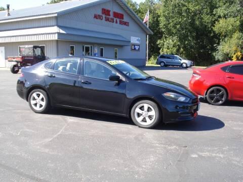 2015 Dodge Dart for sale at Fox River Auto Sales in Princeton WI