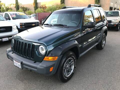 2005 Jeep Liberty for sale at C. H. Auto Sales in Citrus Heights CA