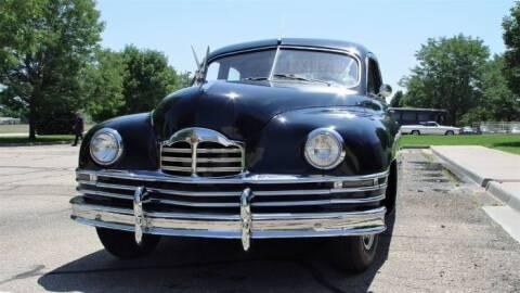 1949 Packard Sedan for sale at Classic Car Deals in Cadillac MI