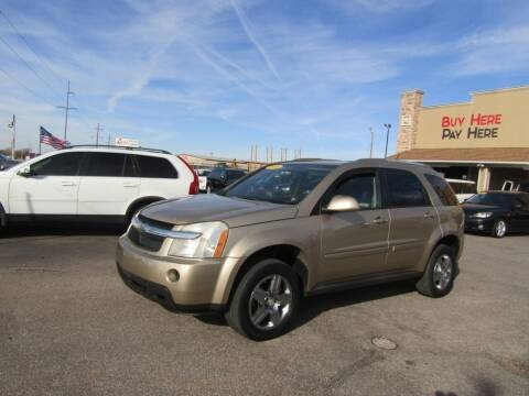 2008 Chevrolet Equinox for sale at Import Motors in Bethany OK