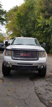 2008 GMC Sierra 2500HD for sale at Berkshire County Auto Repair and Sales in Pittsfield MA