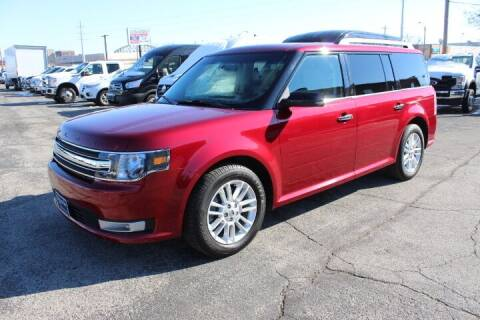 2019 Ford Flex for sale at BROADWAY FORD TRUCK SALES in Saint Louis MO