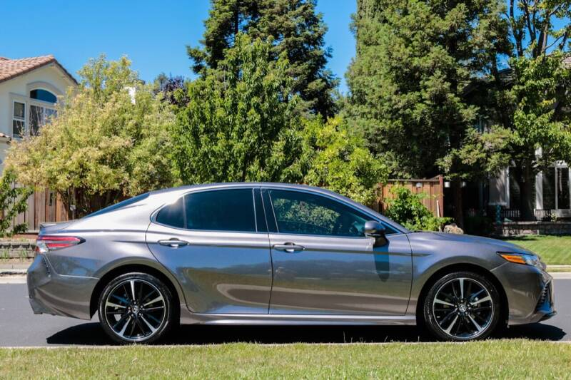 2018 Toyota Camry for sale in Livermore, CA