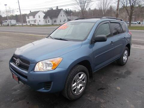 2010 Toyota RAV4 for sale at Dansville Radiator in Dansville NY