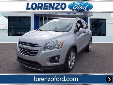2016 Chevrolet Trax for sale at Lorenzo Ford in Homestead FL