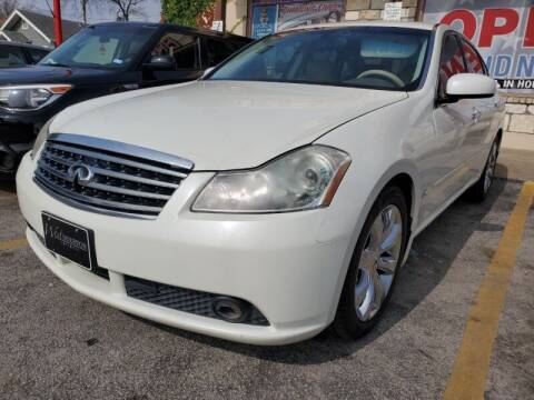2006 Infiniti M35 for sale at USA Auto Brokers in Houston TX