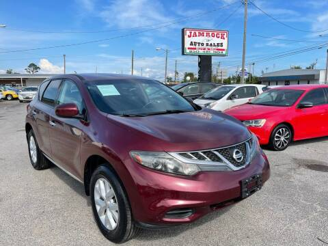2011 Nissan Murano for sale at Jamrock Auto Sales of Panama City in Panama City FL