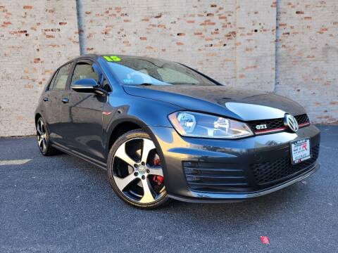 2015 Volkswagen Golf GTI for sale at GTR Auto Solutions in Newark NJ