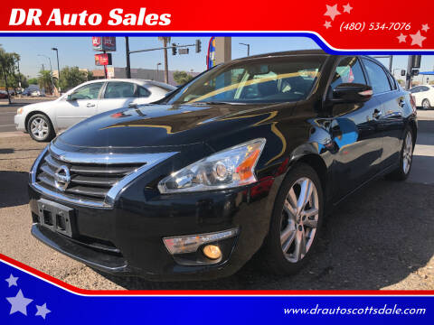 2013 Nissan Altima for sale at DR Auto Sales in Scottsdale AZ