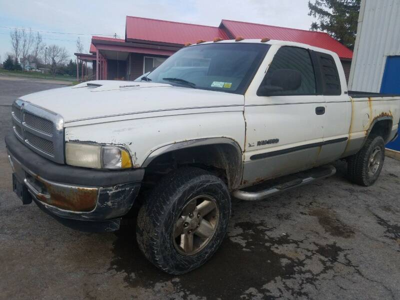 2001 Dodge Ram Pickup 1500 for sale at Alex Bay Rental Car and Truck Sales in Alexandria Bay NY