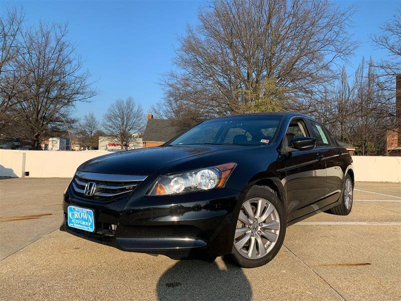 2012 Honda Accord for sale at Crown Auto Group in Falls Church VA