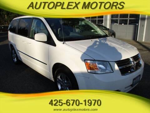 2010 Dodge Grand Caravan for sale at Autoplex Motors in Lynnwood WA