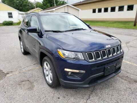 2020 Jeep Compass for sale at LeMond's Chevrolet Chrysler in Fairfield IL
