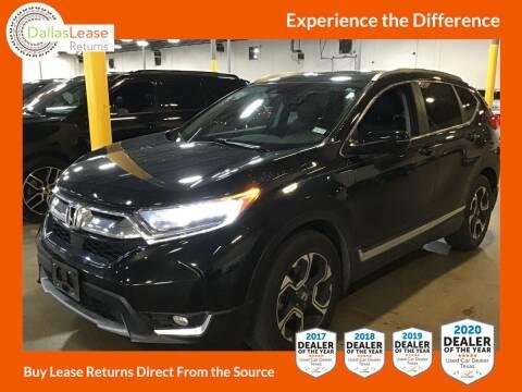 2018 Honda CR-V for sale at Dallas Auto Finance in Dallas TX