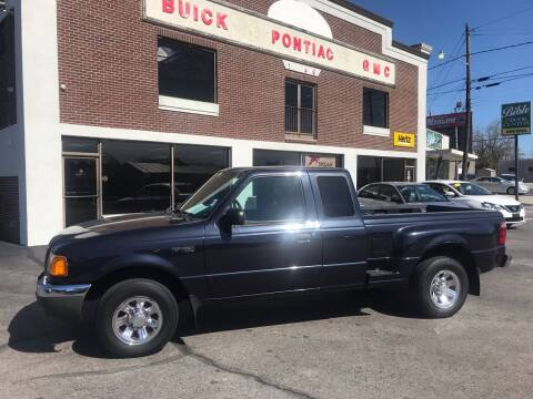 2001 Ford Ranger for sale at Blue Bird Motors in Crossville TN