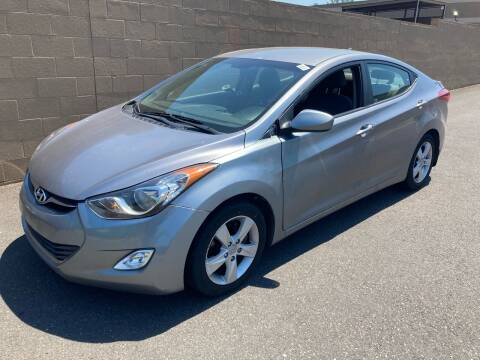 2012 Hyundai Elantra for sale at Blue Line Auto Group in Portland OR
