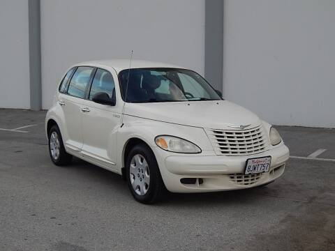 2005 Chrysler PT Cruiser for sale at Gilroy Motorsports in Gilroy CA