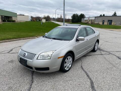 2007 Mercury Milan for sale at JE Autoworks LLC in Willoughby OH