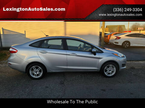2019 Ford Fiesta for sale at LexingtonAutoSales.com in Lexington NC