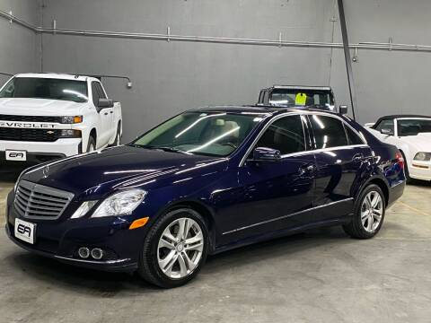 2011 Mercedes-Benz E-Class for sale at EA Motorgroup in Austin TX