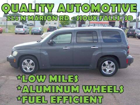 2009 Chevrolet HHR for sale at Quality Automotive in Sioux Falls SD