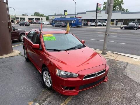 2009 Mitsubishi Lancer for sale at JBA Auto Sales Inc in Stone Park IL