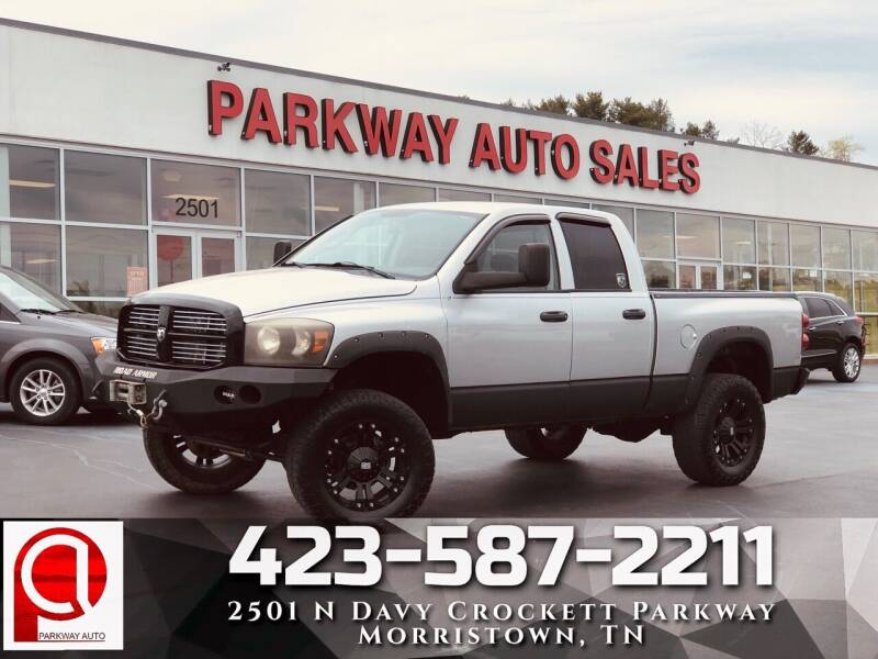 2008 Dodge Ram Pickup 2500 for sale at Parkway Auto Sales, Inc. in Morristown TN