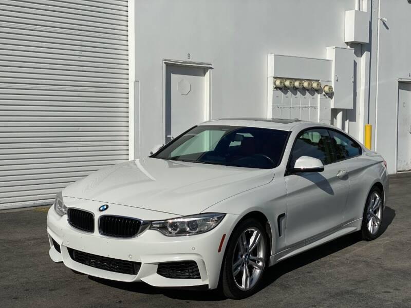 2014 BMW 4 Series for sale at Corsa Exotics Inc in Montebello CA