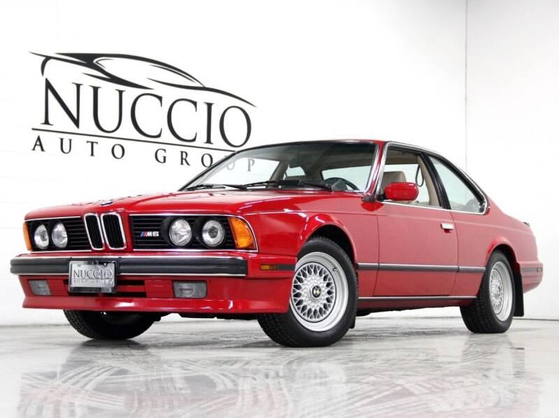 1988 BMW M6 for sale in Addison, IL