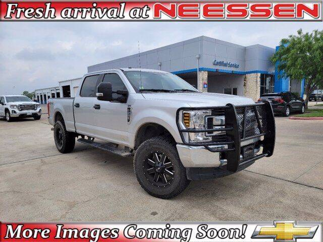 2019 Ford F-250 Super Duty for sale in Kingsville, TX