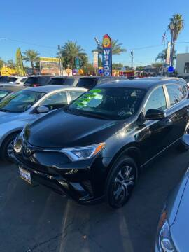 2018 Toyota RAV4 for sale at LA PLAYITA AUTO SALES INC - 3271 E. Firestone Blvd Lot in South Gate CA